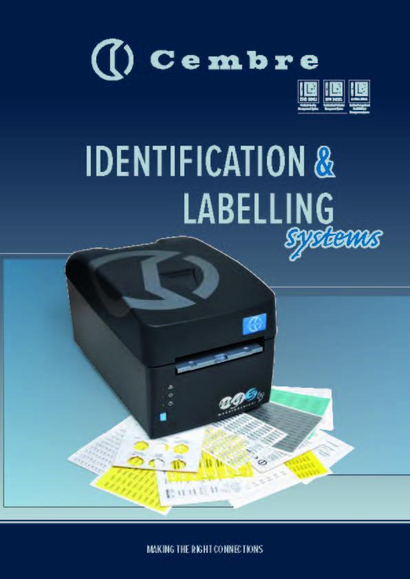 Cembre Labelling Systems 2