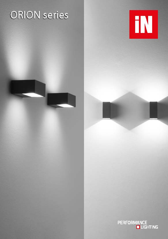 Performance in Lighting ORION series